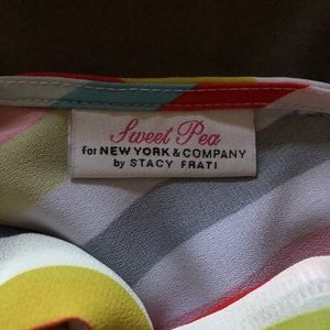 New York & Company Tops - New York & Co Hi-Low Blouse by Sweet Pea